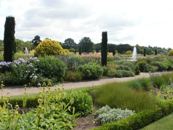 Trentham Estate, Italian Gardens, Capability Brown
