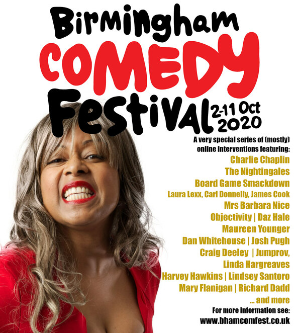 birmingham, comedy, festival, stand-up, festivals, arts, culture