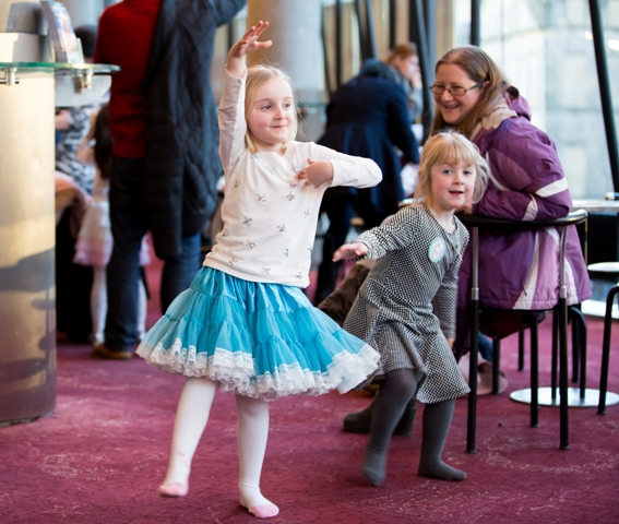 Birmingham Royal Ballet, First Steps A Child's The Dream, half term ideas for children, Birmingham Hippodrome