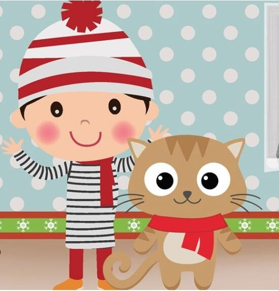 Charlie and the Christmas Cat