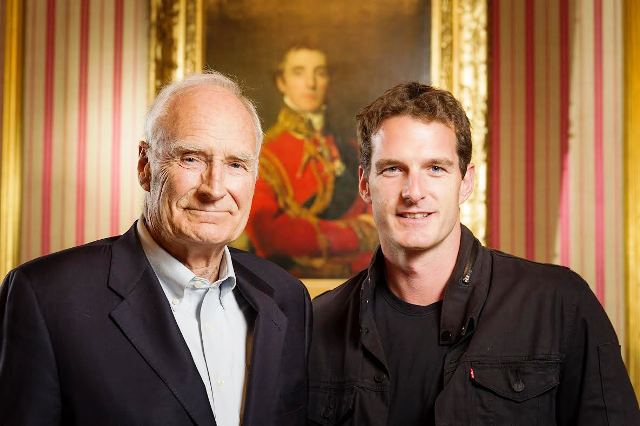 Peter Snow, Dan Snow, Battle of Waterloo, Town Hall Birmingham