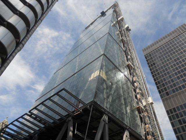 the cheese grater, 122 Leadenhall Street