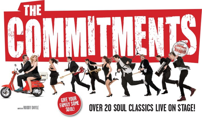 The commitments, Birmingham new Alexandra theatre, top 10 musicals coming to Birmingham 2017