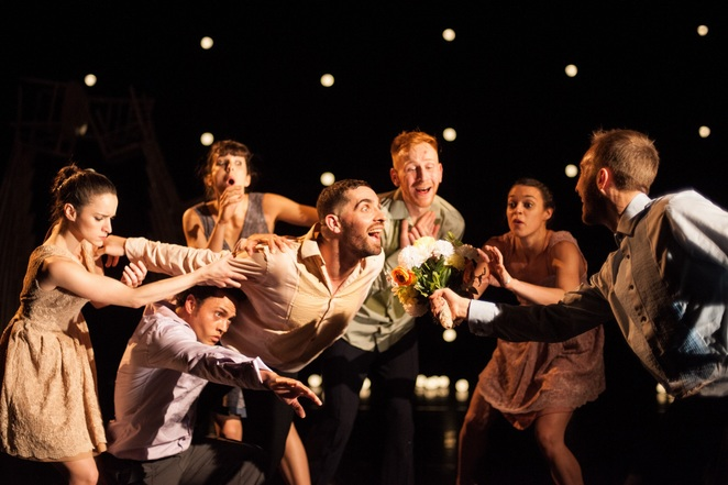 The knot, dance show, malvern theatres