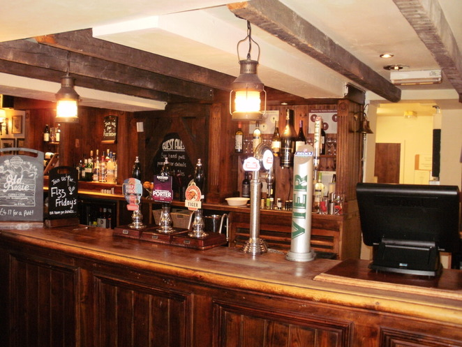 The Nag's Head, Burntwood, Chef and Brewer, Wainwright Ale