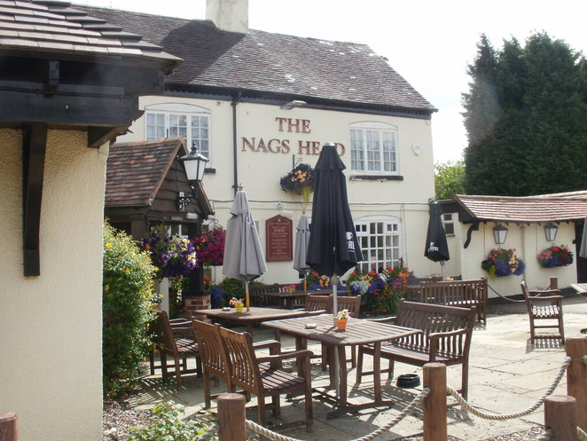 The Nag's Head, Chef and Brewer, Burntwood