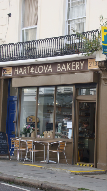 bakery,London bakery,cafe, London cafe