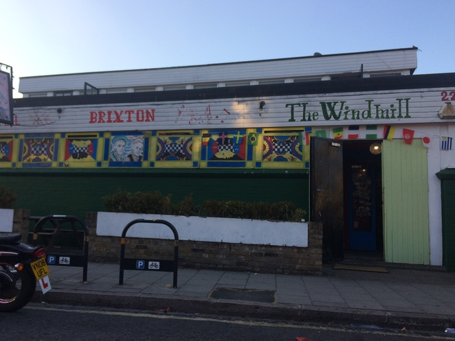 Brixton, The Windmill,
