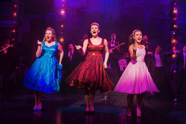 Dreamboats and Petticoats, tour, review, Birmingham, New Alexandra Theatre