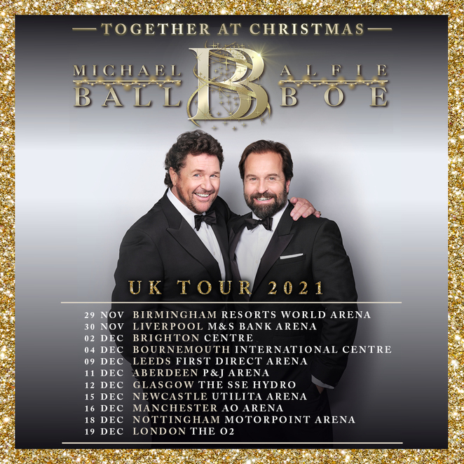 Michael Ball, Alfie Boe, Together at Christmas
