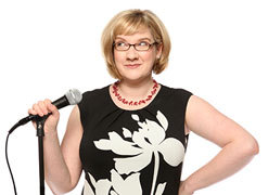 Sarah Millican, live tour, home bird