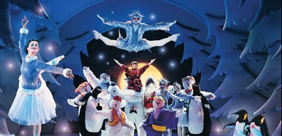 the snowman, sadlers well theatre