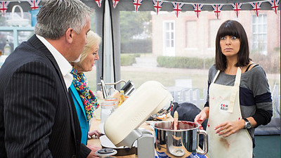 great british bake off, comic relief, red nose day, claudia winkleman