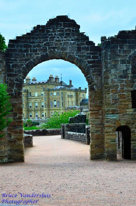 Culzean Castle, Scotland, United Kingdom