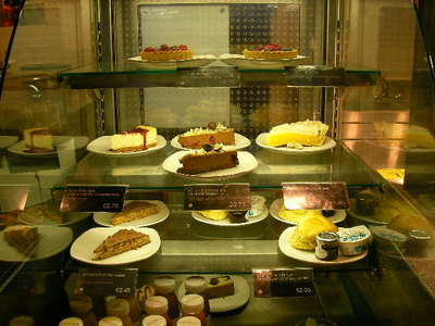 debenhams, cafe, cakes