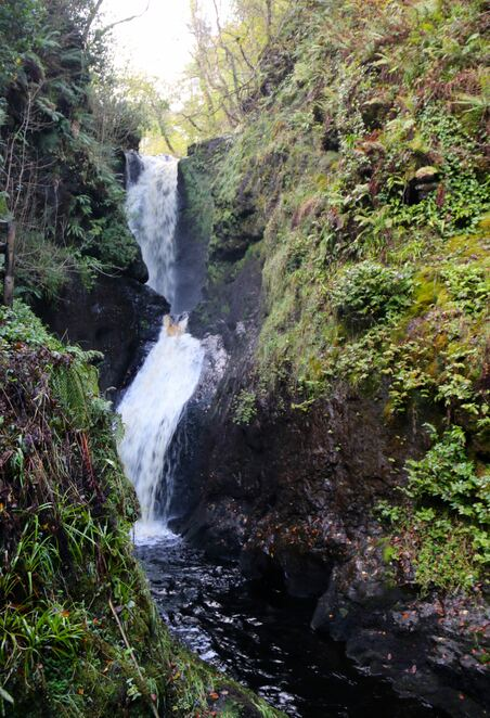 glenariff forest park,norther ireland,family day out,walking,free,waterfall