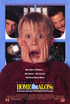 Home Alone, Christmas films, Giant Screen, Millennium Point Birmingham