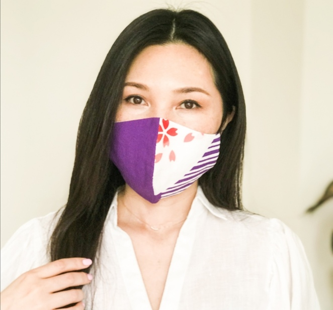 Japanese face mask, Christmas gift ideas