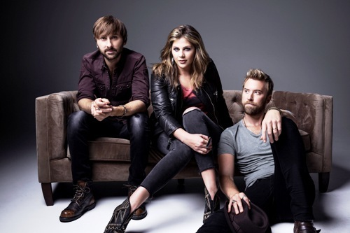 Lady Antebellum, Hillary Scott, Charles Kelley, Dave Haywood, Heart Break, You Look Good World Tour, Arena Birmingham, Country Music