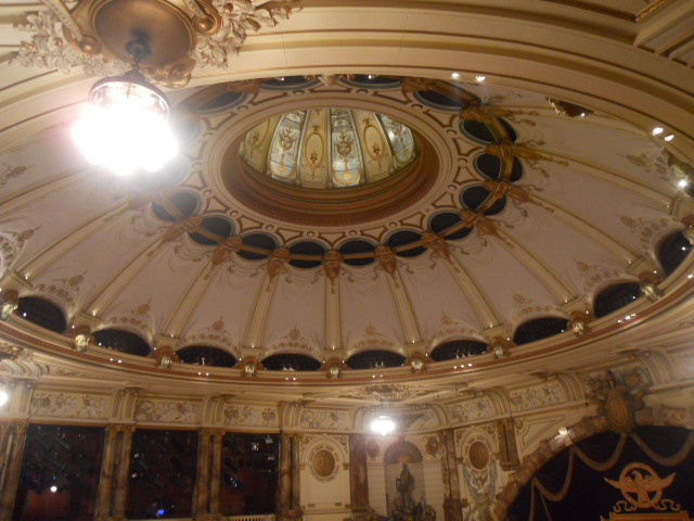 london coliseum, auditorium,