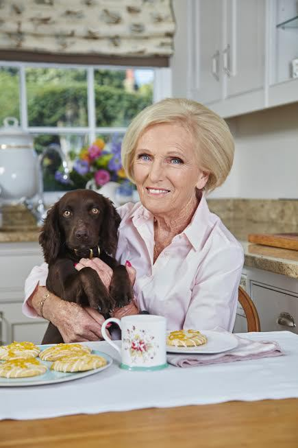 Mary Berry, Mary Berry Everyday, Birmingham Town Hall, Great British Bake Off
