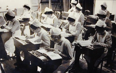 Nurses Training at St Thomas' in the Twentieth Century