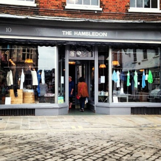 The Hambledon, shopping, boutique, gift shop