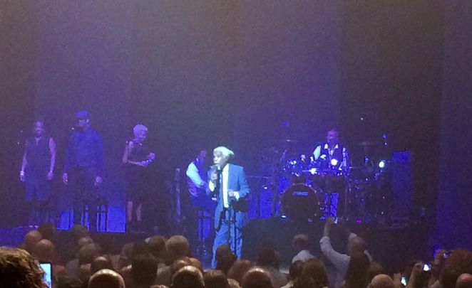 Billy Ocean, Birmingham Symphony Hall