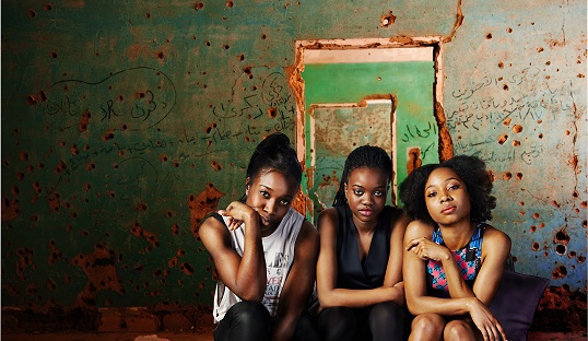 Birmingham Rep, Talawa Theatre, Theresa Ikoko, Girls, Soho Theatre