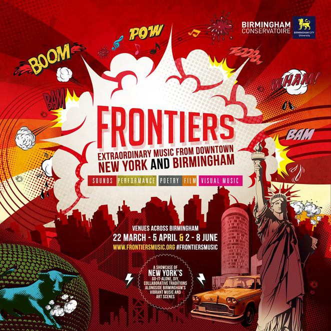 Frontiers Festival,