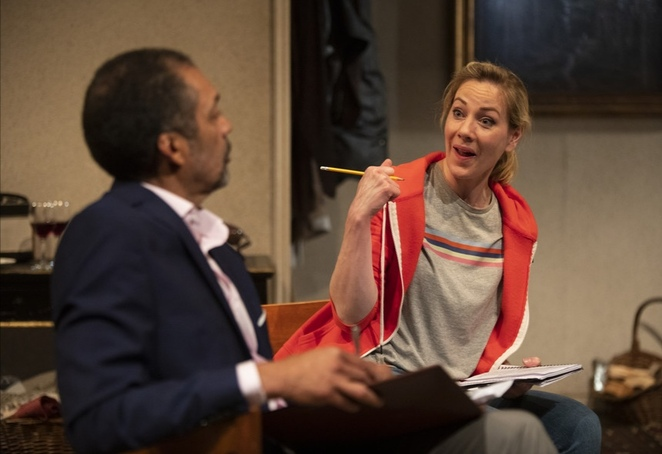 Crooked Dances, RSC, review, other place theatre robin french