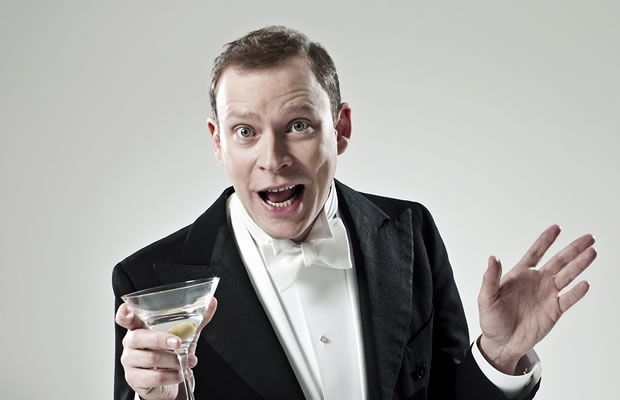 Jeeves and Wooster, Malvern Theatres, Robert Webb