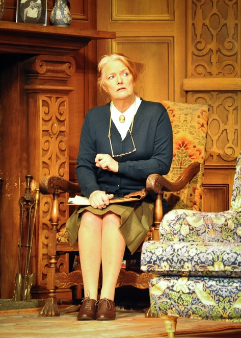 Louise Jameson, The Mousetrap