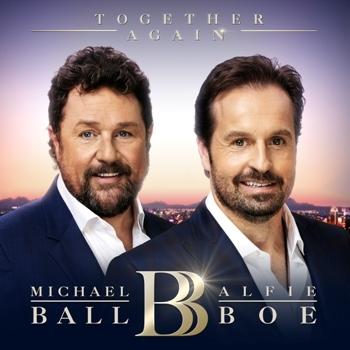 Michael Ball, Alfie Boe, Together Again, World Record, HMV