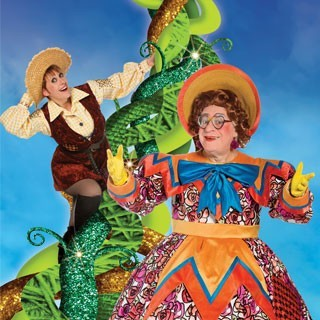 nottingham playhouse, jack and the beanstalk, pantomime, fairytale