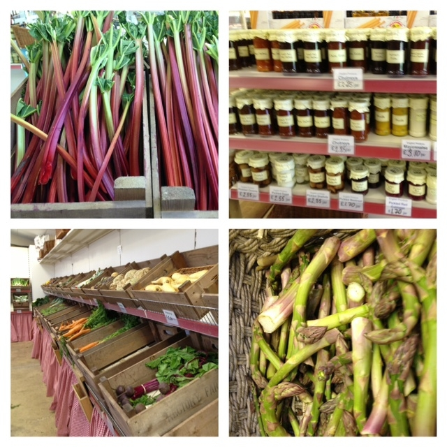 Rectory Farm, Pick Your Own, Farm Shop, Asparagus, Fruit