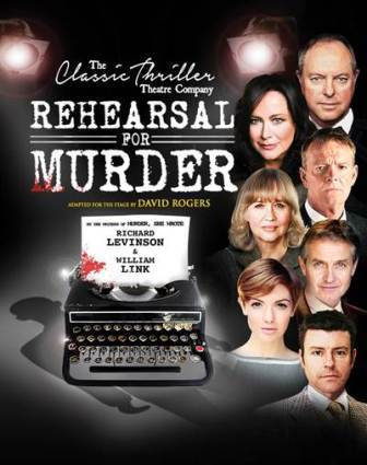 Rehearsal For Murder, Review, New Alexandra Theatre Birmingham