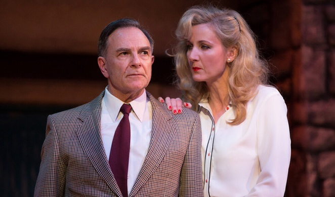 Strictly murder, review, Brian Capron