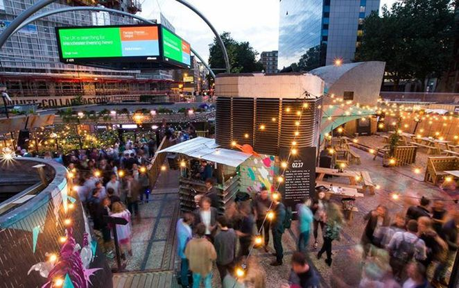 Summer events bar cinema outdoor garden park london activity drinks