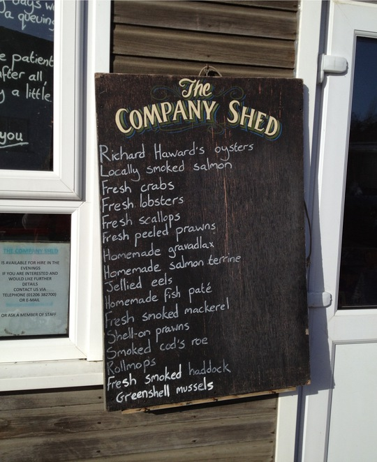The Company Shed, West Mersea, Essex