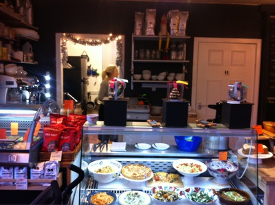 88, Forfar, Cafe, Coffee Shop, Lunch, Angus, Food counter