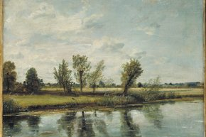 constable, the making of a master, victoria and albert museum, john constable