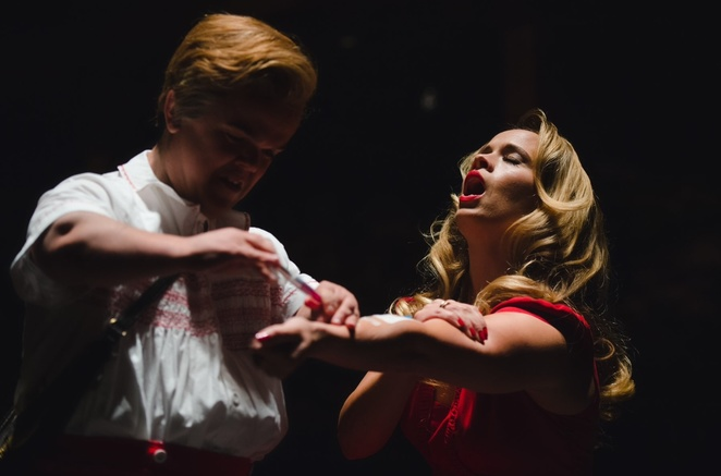 Dido of Carthage , RSC, swan theatre , review