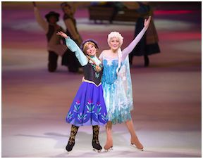 disney on ice, Genting Arena Birmingham, Frozen, Finding Nemo, The Lion King, Mickey Mouse, Feld Entertainment