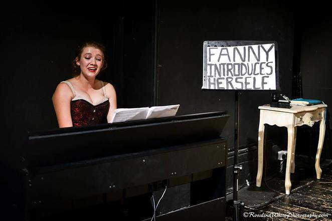 Fanny. A New Musichall