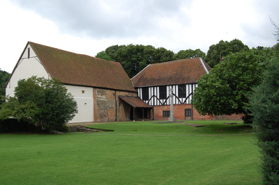 Prittlewell Priory museum.