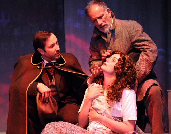 Sherlockholmes and the ripper murders, uk tour