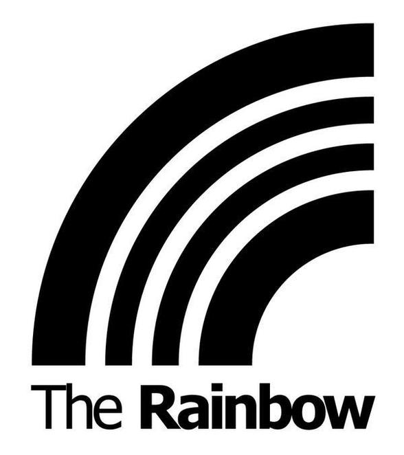 The Rainbow, below, weekend, bank holiday,
