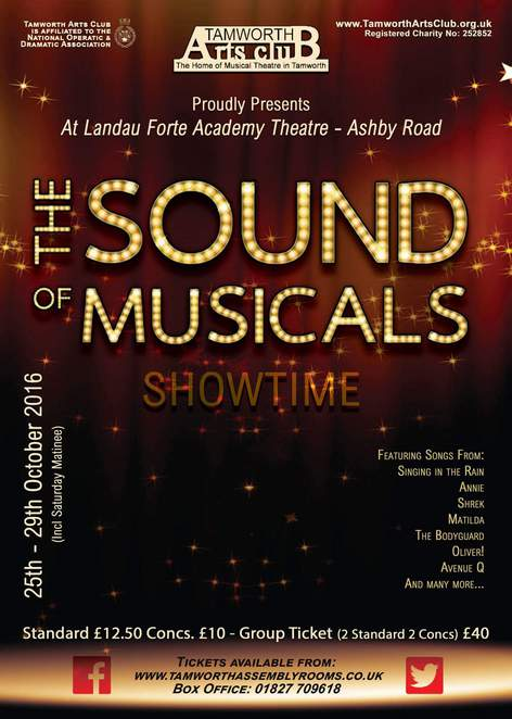 The Sound of the Musicals