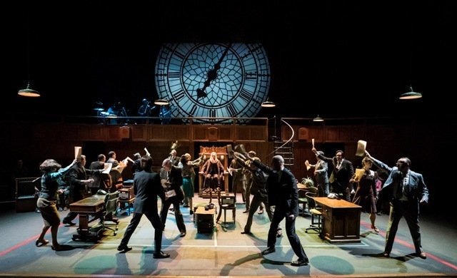This House, The Lowry, Salford, UK Tour, National Theatre, Chichester Festival Theatre
